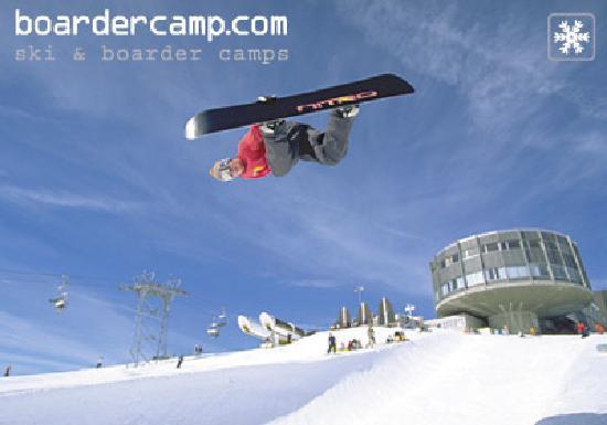 SNOWFUN - Boardercamp: Fotoalbum