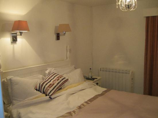 The Neptune Inn & Restaurant : double bedroom