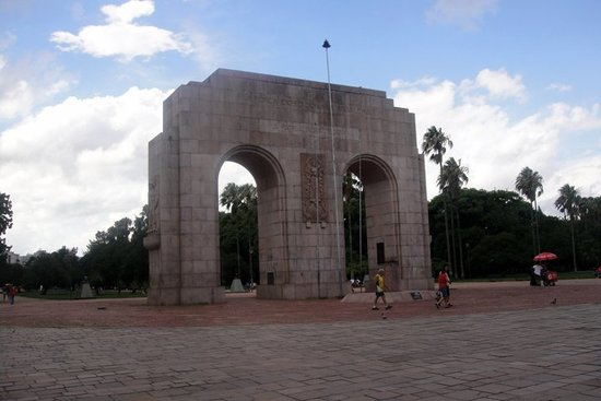 Парк Фарроупилья