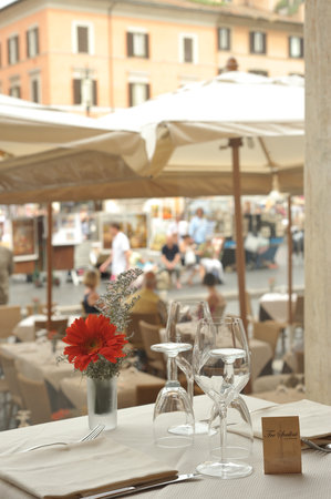 Bar Tre Scalini : Tre Scalini - Caffè Ristorante Gelateria a Piazza Navona