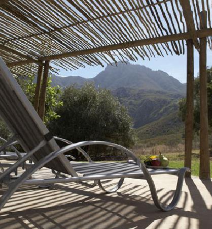 Die Laaitjie: Cottage views