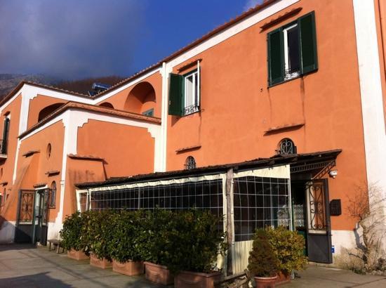 Agrituristica La Ginestra: ingresso