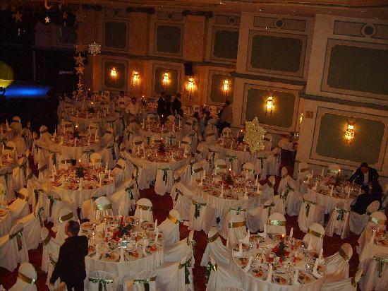 Crystal Sunrise Queen Luxury Resort & SPA: New year gala dinner