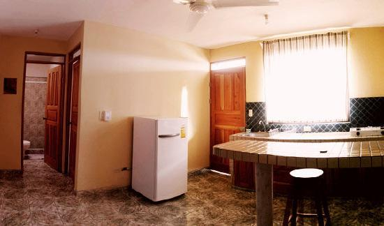 Cabinas Iguana: Apartment full equipped