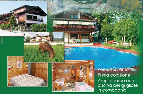 Baselga di Pine, Italy: Un posto da favola