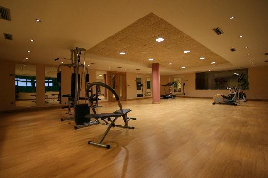 Queveda, España: Fitness Centre
