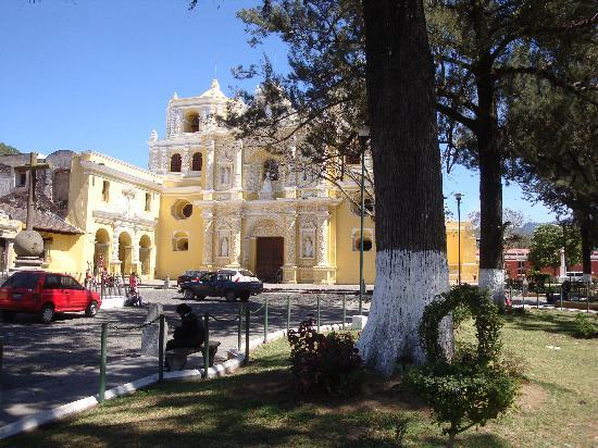 Casa Florencia Hotel: La Merced..
