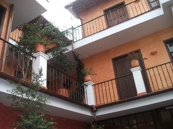 Hotel Casa del Aguila: hotel
