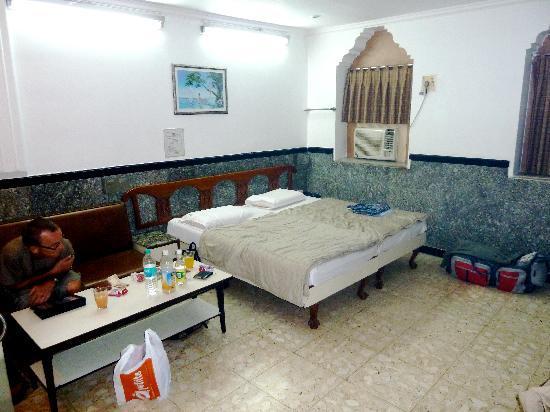 Hotel Royal Castle : Zimmer ist k, aber nichts Besonderes