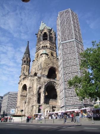 Berlin, Deutschland: Chiesa