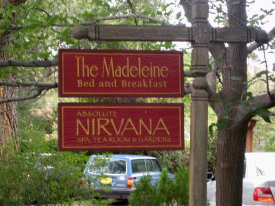 The Madeleine: The Madeline Inn
