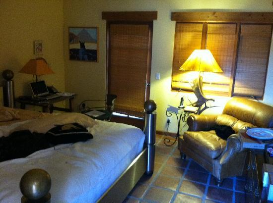 Casa Ocotillo: One of the delightfully, comfortable rooms