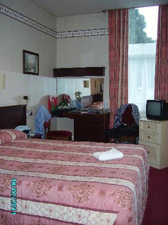 Hotel Kistor: Room 36