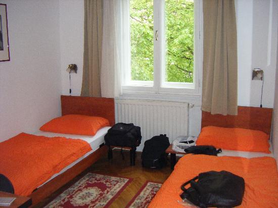 Penzion Pod Lipo: La stanza