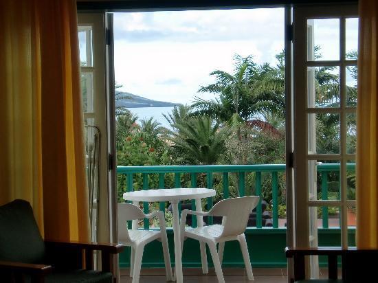 Hacienda San Jorge: vistas desde la habitación