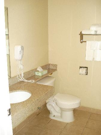 Extended Stay America - Houston - Katy Freeway - Energy Corridor: Baño