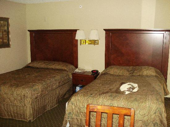 Extended Stay America - Houston - Katy Freeway - Energy Corridor: Habitación