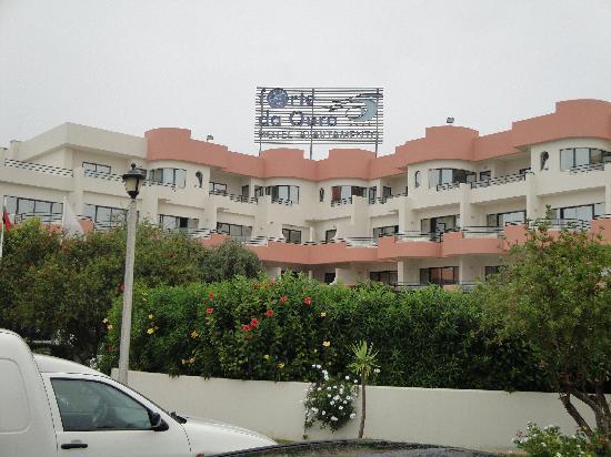 MGM Muthu Forte Da Oura : Vue de l'hôtel