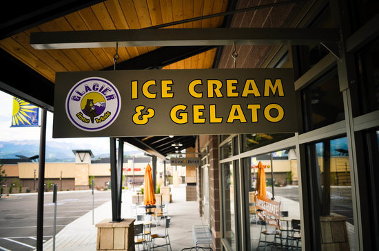 Glacier homemade ice cream & gelato colorado springs co