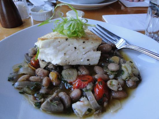 Advocate Harbour, Canada: halibut to die for