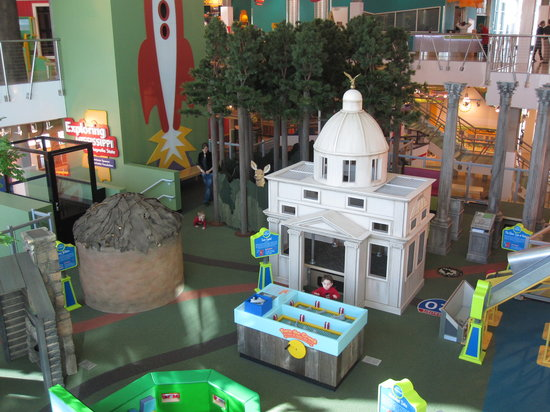 Mississippi Children's Museum: Look around Mississippi