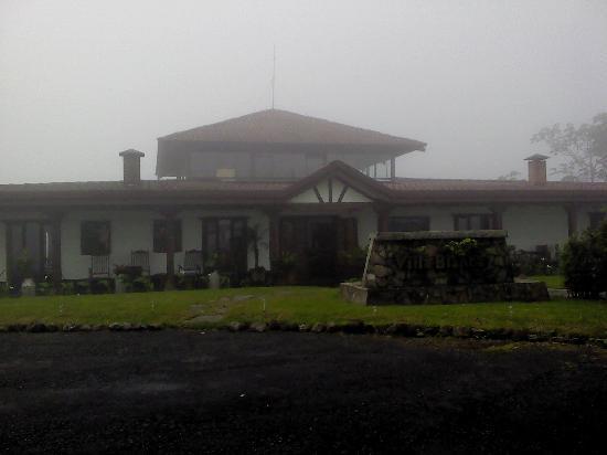 Villa Blanca Cloud Forest Hotel and Nature Reserve: Edificio principal