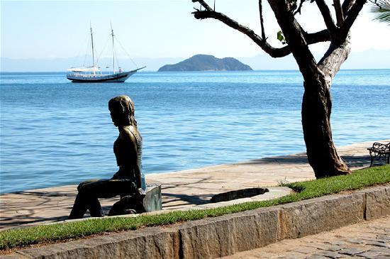 Armacao dos Buzios, RJ: Vista da Orla Bardot