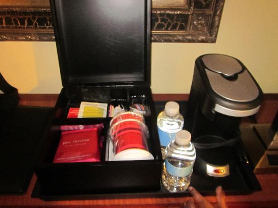 Columbia Marriott: coffee