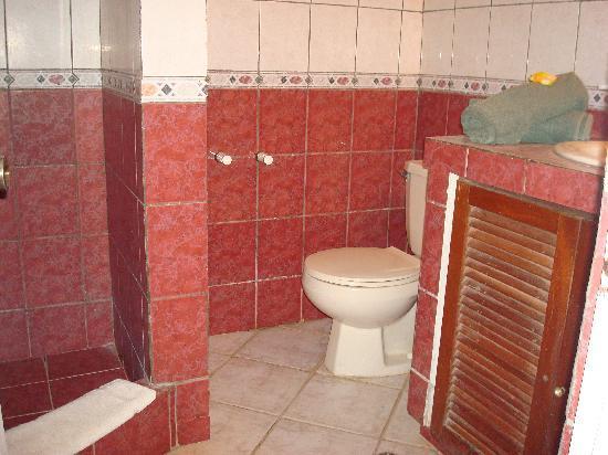 Hotel Portofino : Bathroom