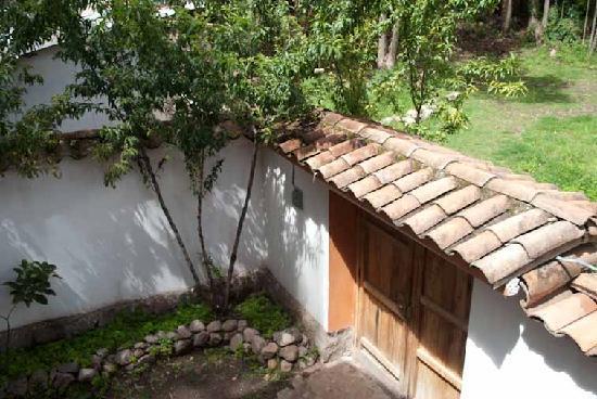 La Chacra Urubamba Hostel: Entrance