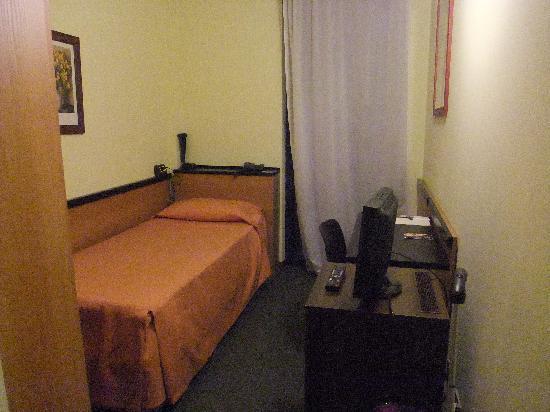 Hotel Scala Nord: Einzelzimmer