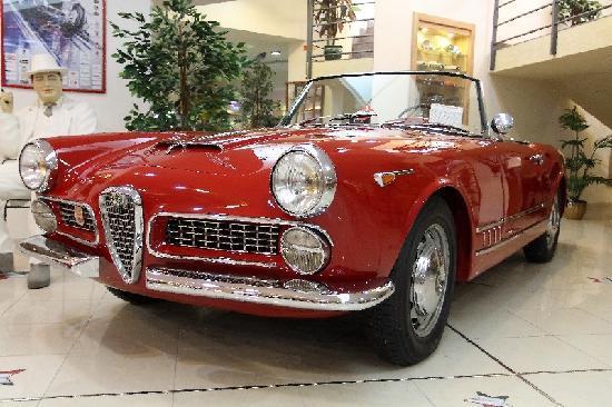 alfa romeo picture of malta classic car collection museum qawra tripadvisor. Black Bedroom Furniture Sets. Home Design Ideas