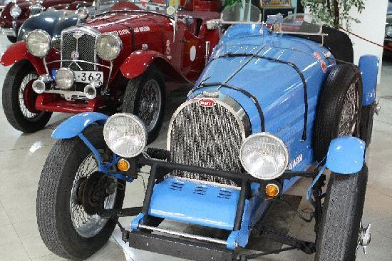 Malta Classic Car Collection Museum: Bugatti