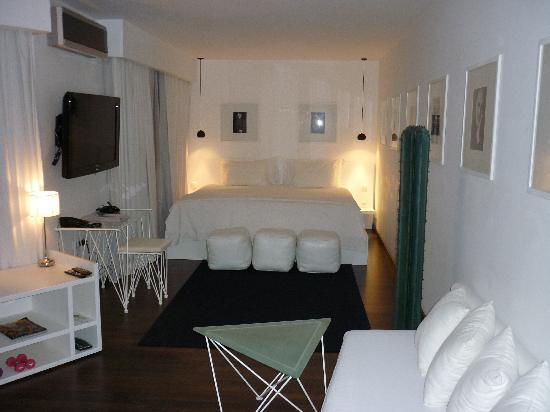 Bab Hotel: Superking bed