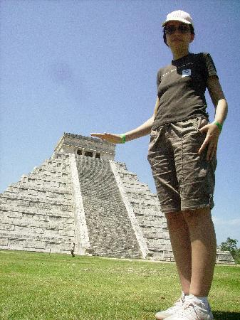 Chichen Itza in miniatura