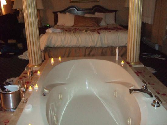 Amazing weddding suite