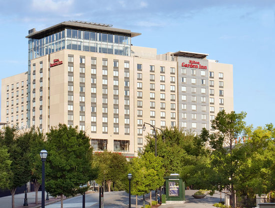 Hilton Garden Inn Atlanta Downtown Updated 2018 Prices Hotel Reviews Ga Tripadvisor