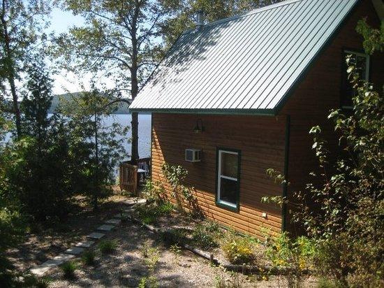 Domaine Temi Kami: Cottage