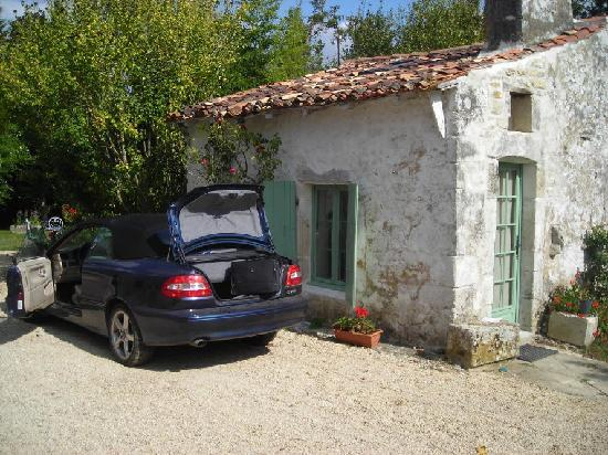 "La Pertuzerie : Chambre ""La Petite Maison"