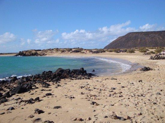 Isla de Lobos : 10- Playa La Concha