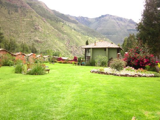 The Green House Peru : Green House Lawn/Garden