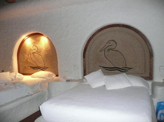 Pelican Eyes Resort & Spa: Pelican Eyes  Our Room