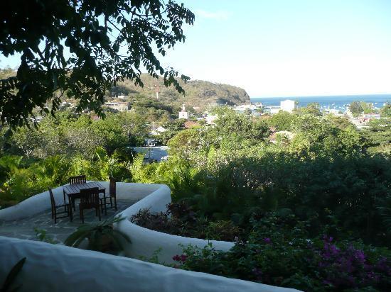 Pelican Eyes Resort & Spa: The view from Pelican Eyes
