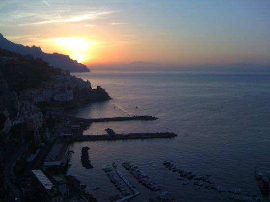 NH Collection Grand Hotel Convento di Amalfi : view from our room