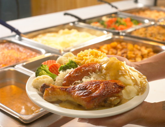 At The Crossroads Family Restaurant Ltd.: options from our buffet