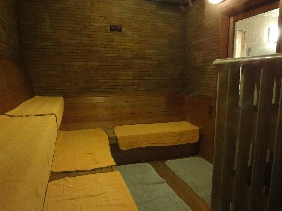 Hotel Claiton Shinosaka : Sauna