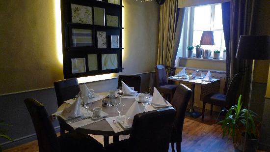 Unitas Hotel: breakfast area