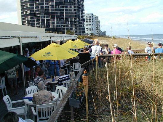 Shucker's: Tiki Bar on the beach. How good can it get??