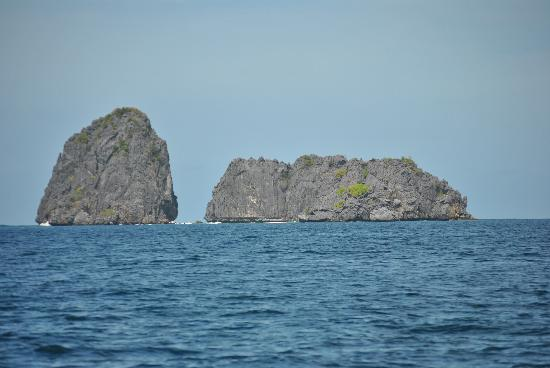 El Nido Resorts Miniloc Island: Twin Rocks