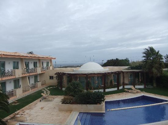 Pontalaia Apartamentos Turisticos: vista mar